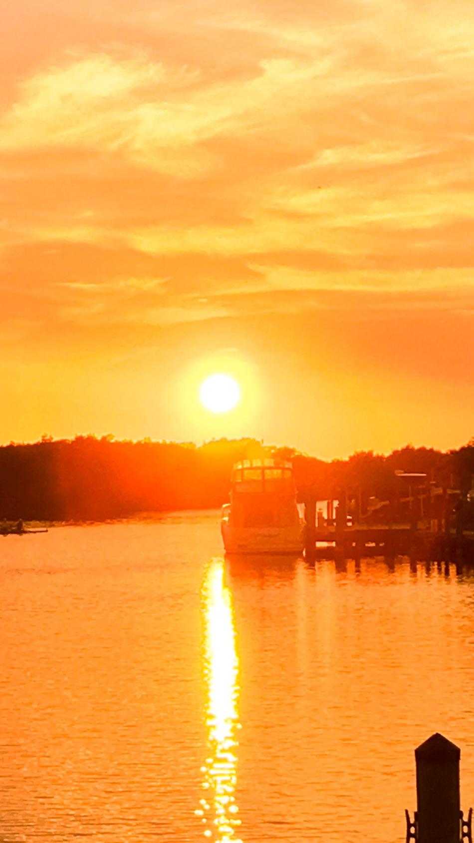 Cape_Harbour_Sunset